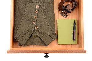 Sweater Drawer