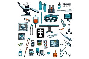 Medical instruments and equipment