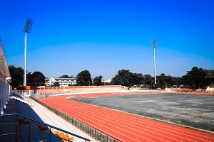 track and field for running sport