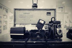 Traditional cameras