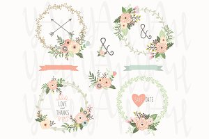 Wreath Floral Collection