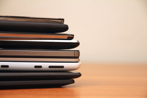 Stack of Devices