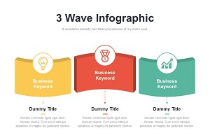 (PPT, AI) Infographic Diagram 018