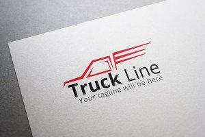 Truck Line Logo