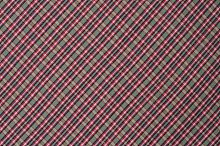 green and red striped diagonal