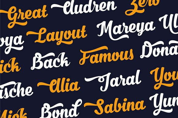 40 Fancy Cursive Fonts To Add Your Collection Creative Market Blog