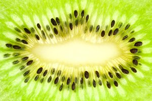 kiwi texture