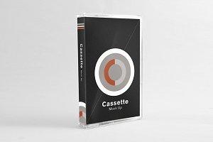 Cassette Mock Up