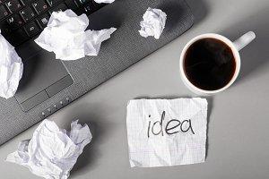 ideas evolution