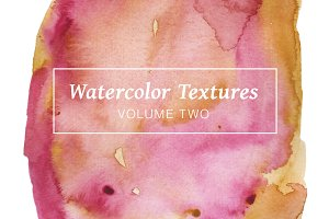Multicolored Watercolor Pack - Vol 2