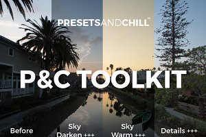 PRESETS AND CHILL TOOLKIT - Adobe LR