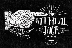 Oatmeal Jack Serif