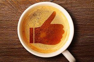 social coffee.
