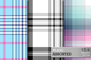 Plaid Assorted