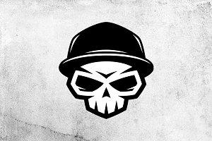 Skull in Cap (1)