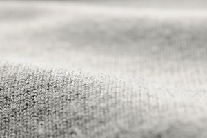 cotton clothes closeup