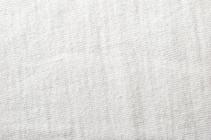 Cotton white fabric texture to background,