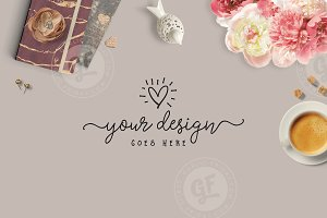 Feminine Styled Desktop Photo