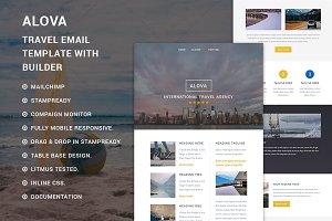 Alova - Travel Responsive email