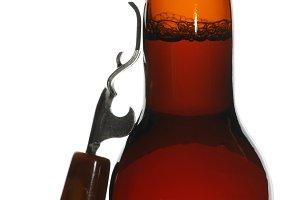 Beer Bottle with Opener