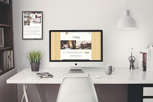 Prolog - A Responsive WordPress Blog