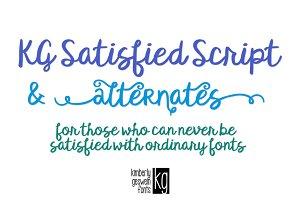 KG Satisfied Script
