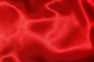 highly detailed red silk texture