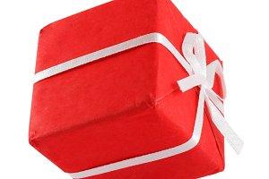 dancing gift box