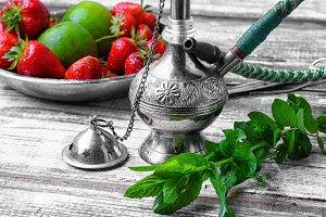Shisha fruity aroma