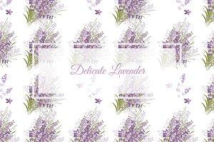 №157 Delicate Lavender