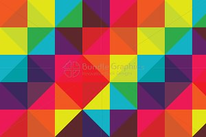 Colorful Geometrical Pattern