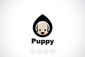 Adopt Pupply Logo Template