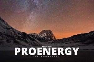 Pro ENERGY Lightroom Presets