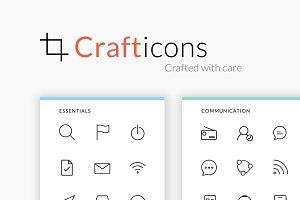 Crafticons