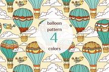 Air ballon pattern