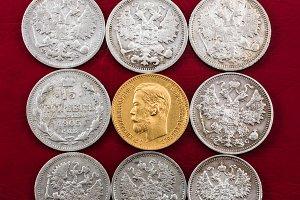 coins precious metal