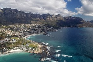 Twelve Apostles and Camps Bay