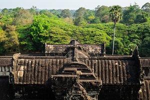 Angkor temple complex