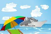 tourism and vocation concept