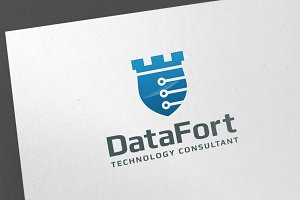 Data Fort Logo