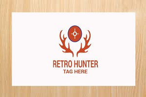 Retro Hunter Logo