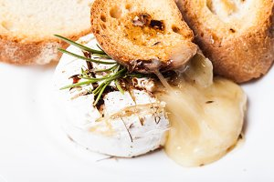 The Baked camembert