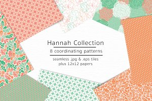 Hannah Collection-vector & jpgs
