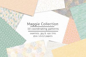Maggie Collection-Seamless Pack
