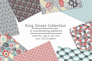 King Street Collection in Mist