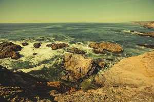 Bodega Bay Cliffs