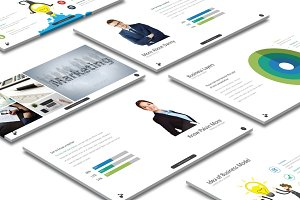Corpitch Business Template HUGE OFF