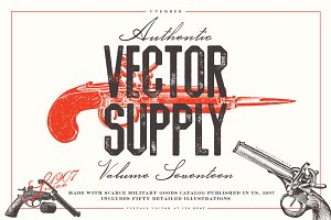 Unember Vector Supply Volume 17
