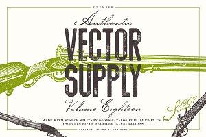 Unember Vector Supply Volume 18