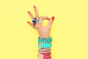 OK Gesture.Minimal. Accessories